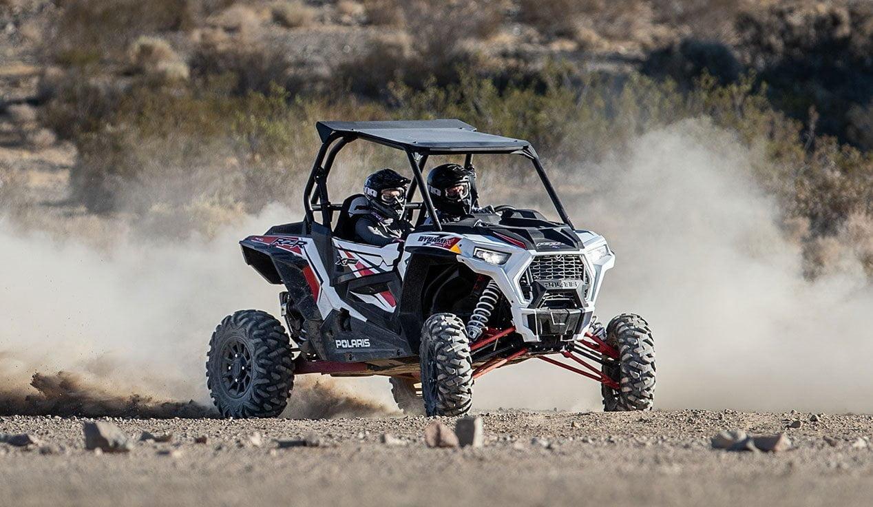 Happy Trails Rental adds Polaris RZR XP® 1000 DYNAMIX